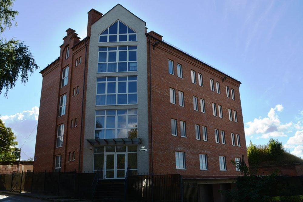 Покупка коммерческая недвижимость здание в калининграде Аренда офисных помещений Улофа Пальме улица