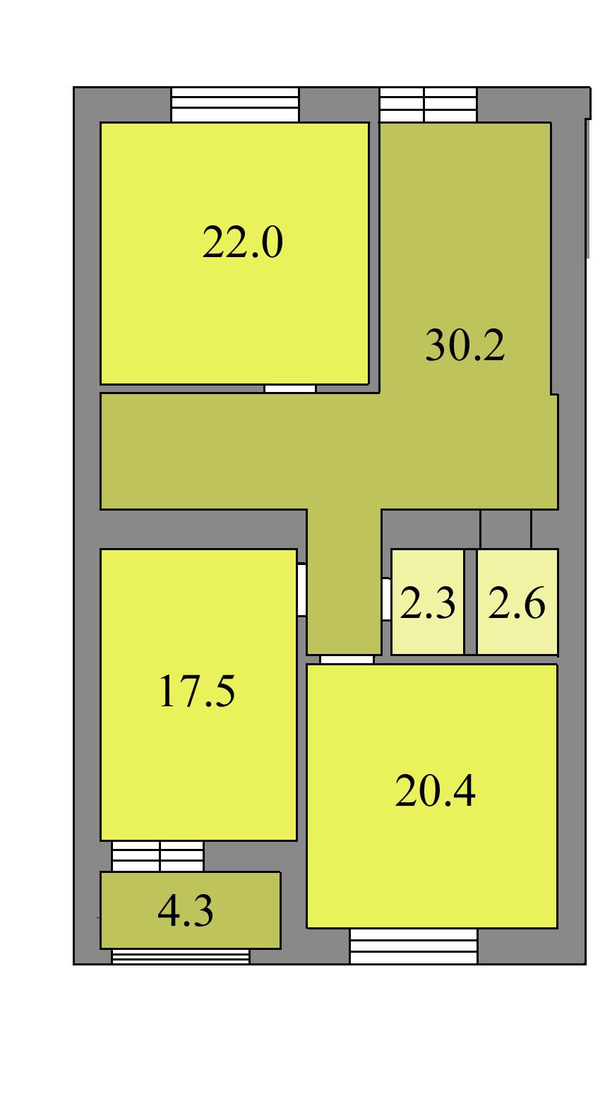 Коммерческое помещение по ул. Осенняя дом 6Б, LIX