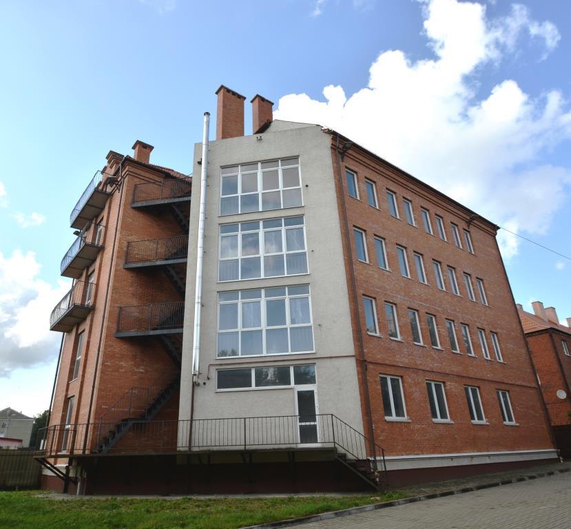 Административное здание Литовский Вал 105