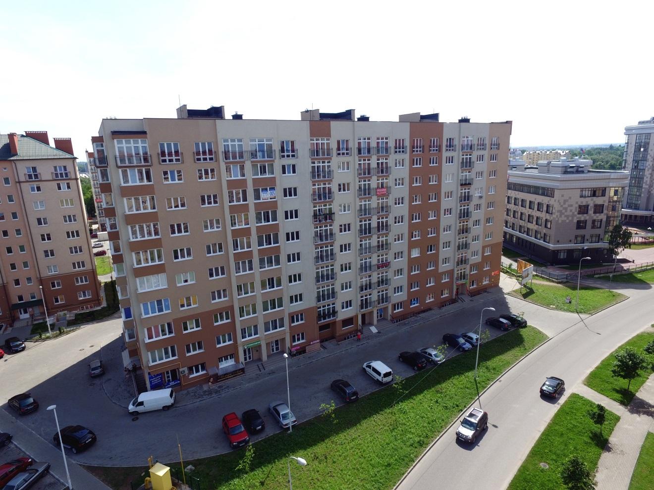 Коммерческое помещение XIV ул. Шахматная д.2