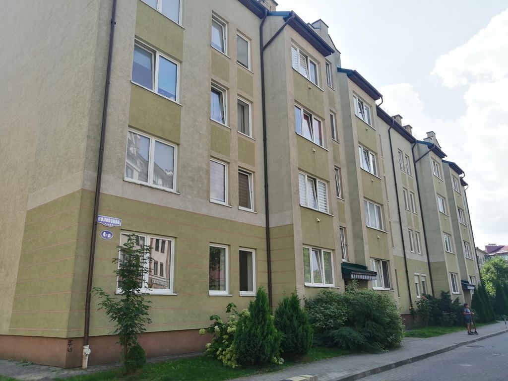 3-комн. кв. по ул. Колхозная, 4Д кв. 17 (Квартира от застройщика) в Калининграде